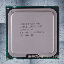 Intel Core 2 Quad Q9450 CPU Processor 2.66 GHz 1333 MHz LGA 775/Socket T