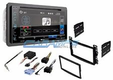 "NEW 6.2"" SOUNDSTREAM STEREO RADIO WITH BLUETOOTH & DVD PLAYER WITH INSTALL KIT"