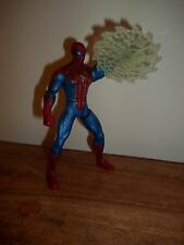 Spider-Man Web Spin Action  Figure, 6.5 Inch, 2013, See Others & Combine