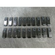 Lot of 20, Leed's 1695-11BK USB Flash Drives, 8GB Black