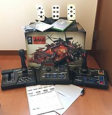 New Sealed Game STEEL BATTALION Xbox Japan Complete Set in Box with CONTROLLER