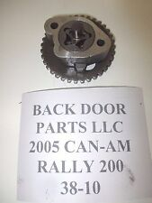 BOMBARDIER 2005 CAN AM RALLY 200 ATV 420295630 OIL PUMP ASSEMBLY 38-10
