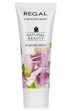 Mascarilla 3 minutos, para todo tipo de piel, Regal Natural Beauty