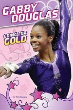 Gabby Douglas Going For Gold paperback book Olympics children young adult book