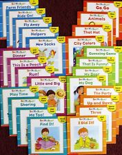 25 NEW ILLUSTRATED SIGHT WORD READERS PHONICS TEACHING SUPPLES PREK SCHOLASTIC