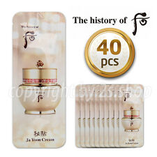 [The history of Whoo] Bichup Ja Yoon cream 1ml x 40pcs Korea Cosmetics