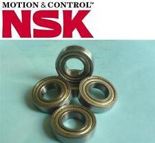 1 NSK Premium Rillenkugellager / Kugellager 6805 ZZ = 61805 2Z  25x37x7 mm