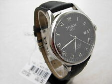 Tissot Le Locle Mens Watch Automatic T41.1.423.53 Black Dial T-Classic Leather