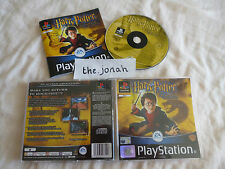 Harry Potter and the Chamber of Secrets PS1 (COMPLETE) black label PlayStation