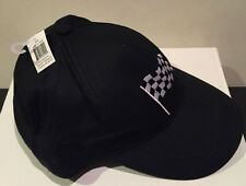 1 NEW W/TAGS~KIDS ADJUSTABLE HAT CAP~Racing CHECKERED FLAG DESIGN~MANY AVAILABLE