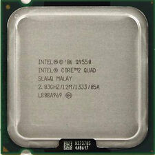 Intel Core 2 Quad Processor Q9550 2.83GHz 12MB Cache
