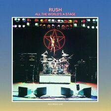 Rush - All the World's Stage [New CD] Rmst