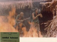 RUGGERO DEODATO CANNIBAL HOLOCAUST 1980 VINTAGE PHOTO ORIGINAL # 18