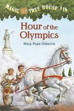Magic Tree House (R): Hour of the Olympics No. 16 by Mary Pope Osborne (1998, Pa