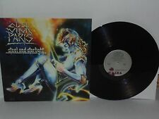 SHOK PARIS Steel And Starlight LP 1987 IRS Records Heavy Metal Vinyl CRC