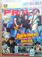 BRAVO 6/2006 TOKIO HOTEL,US5,Jesse McCartney,Doda,Britney Spears,James Blunt