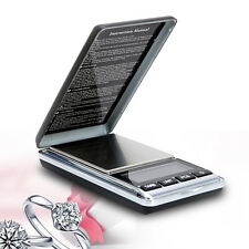 Mini Pocket 300g x 0.01g Digital Diamond Jewelry Gold Gram Balance Weight Scale
