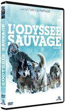 DVD *** L'ODYSSEE SAUVAGE *** de Nicolas Vernier ( neuf sous blister )