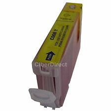 1 YELLOW ink cartridge for CANON PIXMA IP6600D (CLI-8Y)