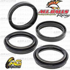 All Balls Fork Oil Seals & Polvo Sellos Kit Para 43mm KTM EXC 200 2000-2001 MX ENDU
