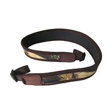 Tourbon Gun Sling Shotgun Shoulder Strap Shooting Anti-slip Padded Camo Hunting