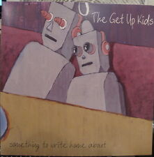 The Get Up Kids - Something to Write Home About (1999) rare LP vinyl SEALED NEW