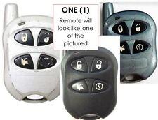 remote transmitter NAHTDK4 Nordic Command control car starter start opener door