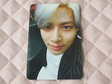 (ver. Taemin) SHINee 4th Album Odd Photocard A version View SMTOWN
