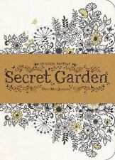 Secret Garden : Three Mini Journals (2014, Print, Other)