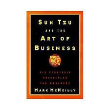 Sun Tzu and the Art of Business: Six Strategic Principles for Managers-ExLibrary
