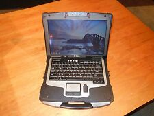 Dell Latitude XFR D630 8GB RAM, Win 7 Pro Rugged Military Touchscreen