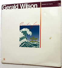 Gerald Wilson LP MOMENT OF TRUTH sealed 1981 reissue