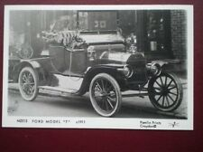 POSTCARD RP C1911 FORD MODEL T CAR