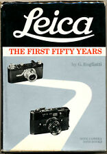 "G.Rogliatti libro ""Leica The first fifty years"" 1976 D509"