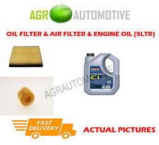 HYBRID OIL AIR FILTER KIT + C1 5W30 OIL FOR TOYOTA PRIUS 1.8 99 BHP 2009-