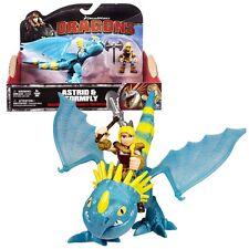 Dragons - Action Spiel Set - Drachen Sturmpfeil und Drachenreiter Astrid