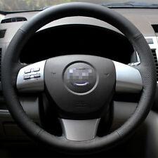 Leather Steering Wheel Cover for 2009-2011 Mazda 6 M6 2007-2009 Mazda CX-9 CX9