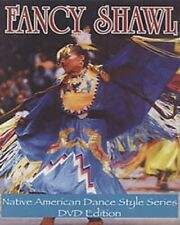 Fancy Shawl Dance Native American Dance Style Series dvd