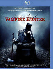 Abraham Lincoln Vampire Hunter  with Benjamin Walker  (Blu-Ray)