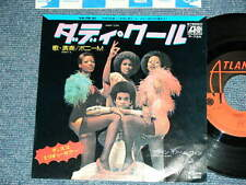 "BONEY M. Japan 1976 Ex 7""45+PS DADDY COOL"