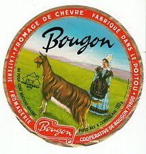 FROMAGE  DE CHEVRE  BOUGON POITOU