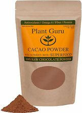 Raw Cacao / Cocoa Powder 100% Kosher 1 lb. Chocolate Arriba Nacional Bean