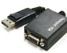 Bytecc DP-VGA005MF DisplayPort to VGA Female Cable Adapter