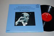 "LEINSDORF Schumann Symphony No 4 12"" Vinyl LP RCA LM-2701 ~g"
