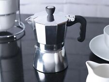 LA CAFETIERE Polished 3 Cup Classic ESPRESSO COFFEE MAKER Percolator
