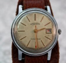 USSR Soviet Vintage POLJOT Space Sputnik watch 1mchz MECHANICAL Russian Raketa