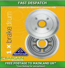 1 X REAR BRAKE DRUM FOR PEUGEOT EXPERT 1.9 02/1996 - 08/2003 2242