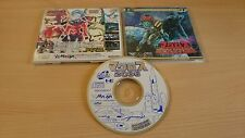 MACROSS 2036 NEC PC Engine SCDROM² import Japon rare