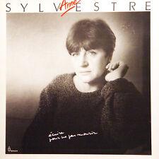 ANNE SYLVESTRE Ecrire Pour Ne Pas Mourir FR Press A Sylvestre 133 006 1985 LP