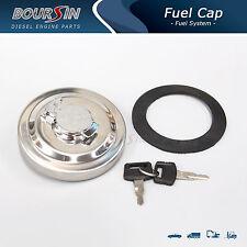Fuel Cap With Key For Hitachi Excavator EX100 EX100-2 EX150 EX200 EX300 EX300-2